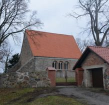 Będargowo-kościół z XIIIw