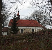 Bobolin- kościół z XVI w