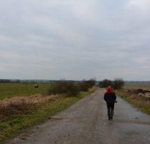 Bobolin- droga do granicy polsko-niemieckiej