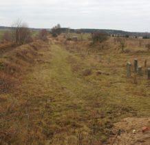 Bobolin- pozostałości po zasiekach dawnej granicy