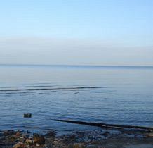 Brzózki- plaża przy ośrodku wypoczynkowym