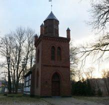 Karszno-kościół ryglowy
