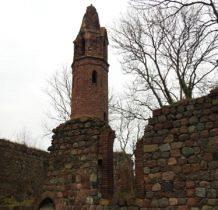 Karwowo-ruiny kościoła