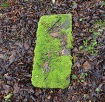 Karwowo-pozostałości nagrobków
