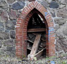 Karwowo-oryginalny wczesnogotycki portal