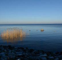 Miroszewo- kamienista plaża