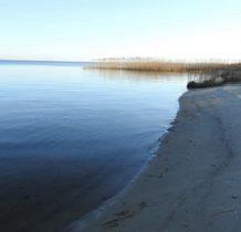Miroszewo- plaża tym razem piaszczysta