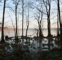 Myśliborz Wielki-centrum nad jeziorem Myśliborskim Małym