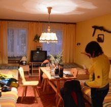 Nowe Warpno- mamy wielki pokój z aneksem kuchennym i łazienka
