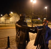 Nowe Warpno- pomnik Hansa Hartiga