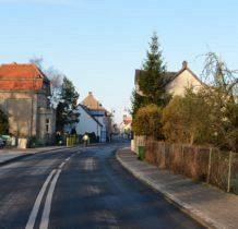 Nowe Warpno- główna ulica