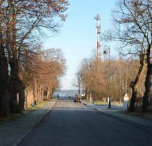 Nowe Warpno- ulica Dworcowa do Bosmanatu Portu