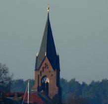 Nowe Warpno- wieża kościoła