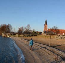 Nowe Warpno-na plaży