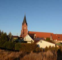 Nowe Warpno-kościół