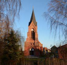 Nowe Warpno-kościół ok.1556r