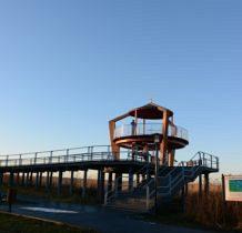 Nowe Warpno-wieża widokowa