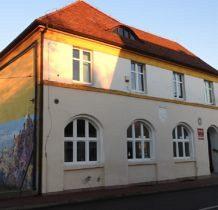 Nowe Warpno-zabytkowy budynek