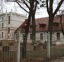 Ostoja-pałac z poczatku XIXw