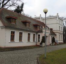 Ostoja-pałac-obecnie ośrodek szkoleniowo-badawczy