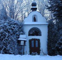 Czorsztyn- kapliczka