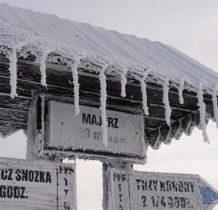 Majerz- zimno
