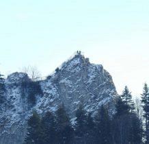 Trzy Korony- na szczycie