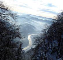 przełom Dunajca z Trzech Koron