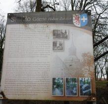 Siadło Górne-lapidarium