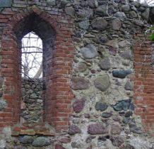 Smolęcin-już w XX wieku nieużytkowany popadł w ruinę