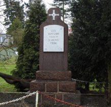 Smolęcin-pomnik z ok.1920r