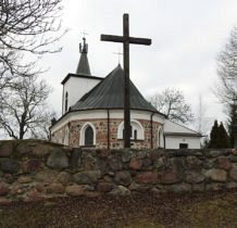 Stobno- kościół z XVI w