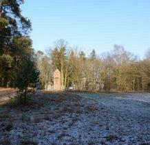 Trzebieradz- obok Brzózek, ukryty w lesie XIX- wieczny pałac