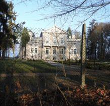 Trzebieradz- pałac zwany pałacem Goeringa