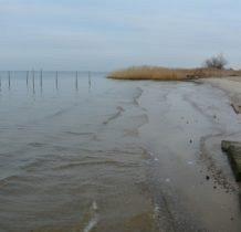 Trzebież- plaża