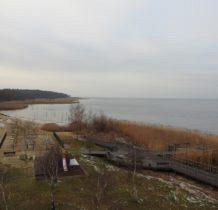 Trzebież-okolice plaży