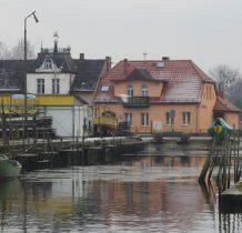 Trzebież-port