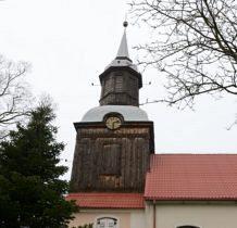 Trzebież-wieża kościoła