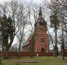 Wołczkowo- kościół z XIII w