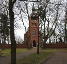 Wołczkowo- kościół z granitowych ciosów