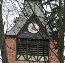Wołczkowo- wieża kościelna