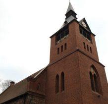 Wołczkowo- kościół