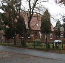 Wołczkowo- budynek plebanii