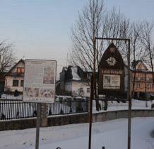 Krempachy-przy kościółku św.Marcina