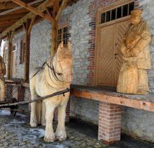 Żarki-muzeum mieści się w blisko stuletnim młynie elektrycznym