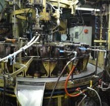 Zawiercie-jedna z maszyn w hali produkcyjnej