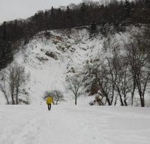 Rudawka Rymanowska-największa w Karpatach odkrywka łupków menilitowych