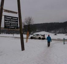 Rudawka Rymanowska- jedziemy dalej do Wisłoczka