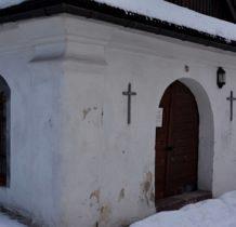 Żarki- kościół sięga poczatkami do 1595 rku