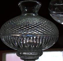 Zawiercie-muzeum-kryształowa lampa